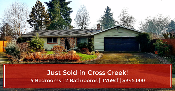 20825 SW Wright St, Beaverton – SOLD!