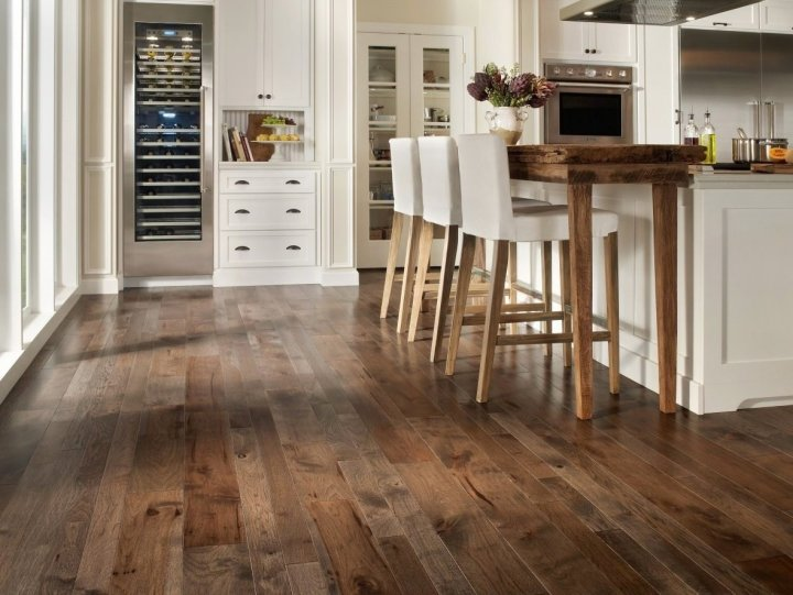 The Latest Trend in Flooring- Vinyl Planks….the pros andcons