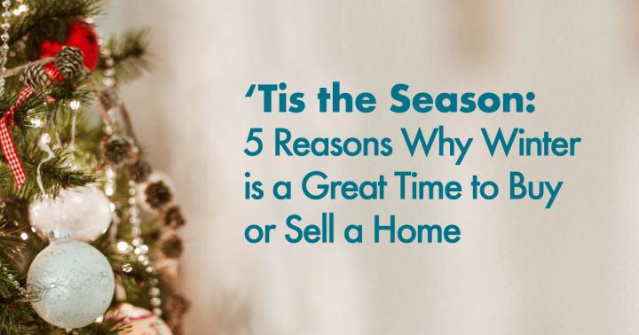 'Tis the Season for RealEstate!
